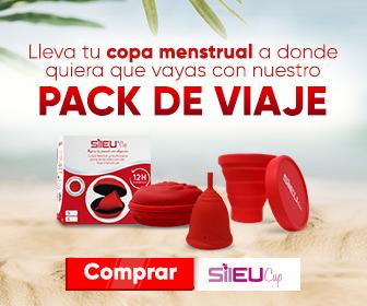 Sileu cup copas menstruales y accesorios