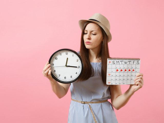 duracion del flujo menstrual