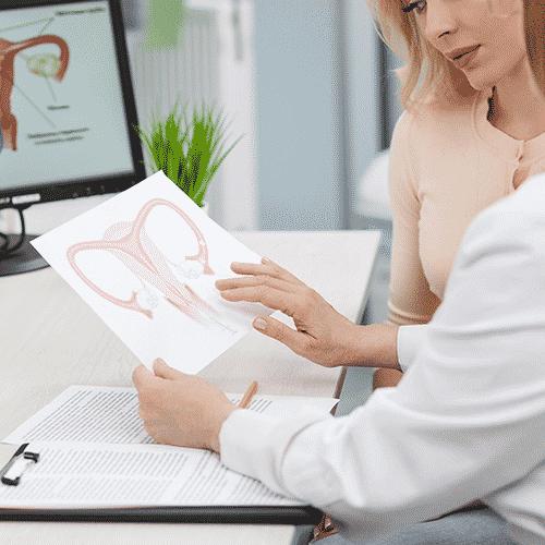 Visita al ginecólogo