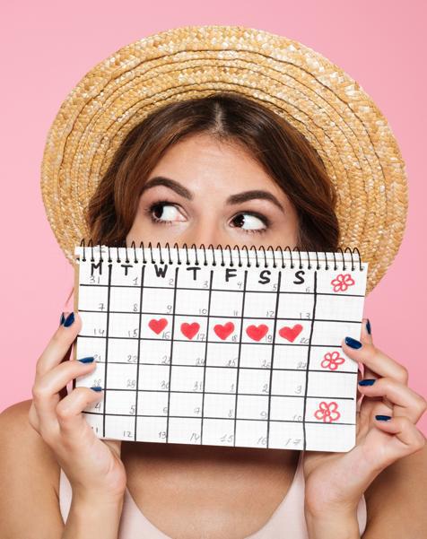 Días de la menstruación