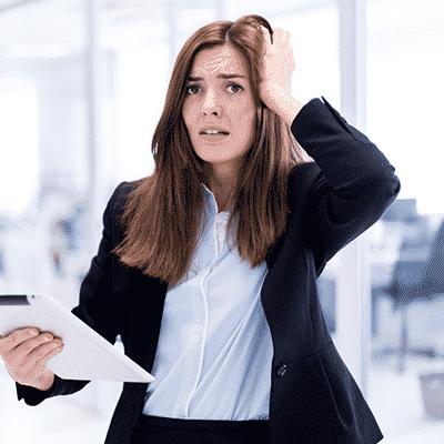 el estres causa retraso menstrual
